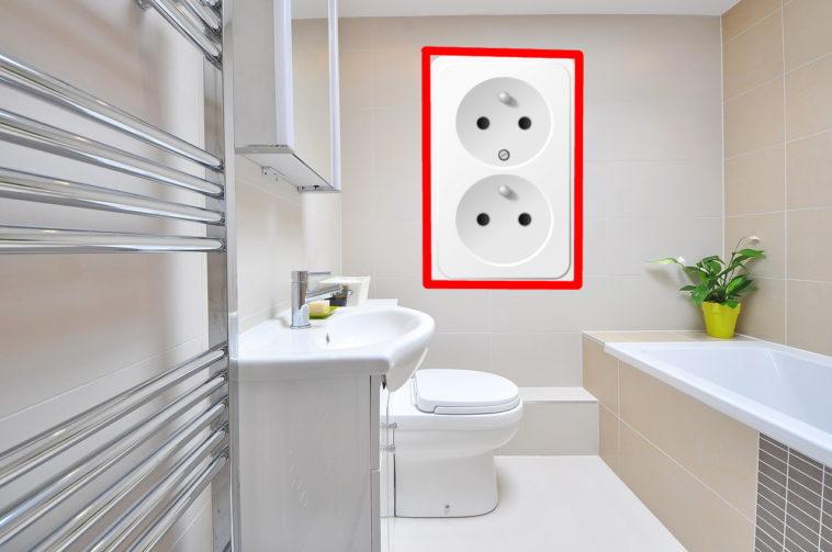 Tak Zweryfikujesz Czy Twoje Gniazdka W łazience Są